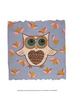 Whimsy Owl Fine-Art Print