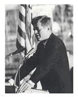 JFK Visit Fine-Art Print