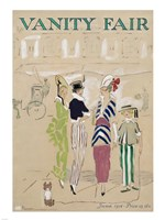 Vanity Fair June 1914 Cover Fine-Art Print