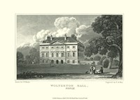 Wolterton Hall Fine-Art Print