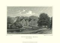 Pitchford Hall Fine-Art Print
