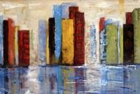 City of Colors Fine-Art Print