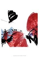Butterflies Dance VIII Fine-Art Print