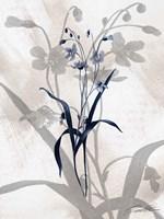 Indigo Bloom III Fine-Art Print