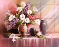Calla Lily Blossoms Fine-Art Print