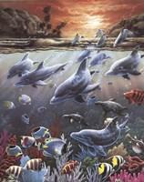 Underwater Splendor Fine-Art Print