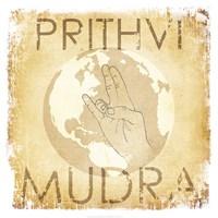 Prithvi Mudra (The World) Fine-Art Print