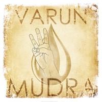 Varun Mudra (Water) Fine-Art Print