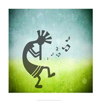 Kokopelli Music II Fine-Art Print