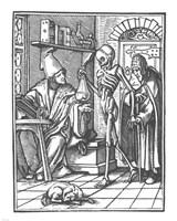 Holbein Dance of Death II Fine-Art Print