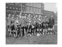 1909 Lacrosse Team Fine-Art Print