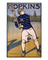 Hopkins Lacrosse Fine-Art Print