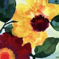 Anemone Garden I Fine-Art Print