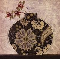 Floral Ornament I Fine-Art Print