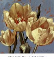 Lemon Tulips 1 Fine-Art Print