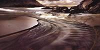 Jeweled Coastline Fine-Art Print