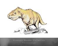 Prenoceratops Fine-Art Print