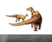 Nipponosaurus Fine-Art Print