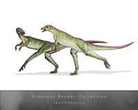 Lesothosaurus Fine-Art Print