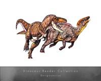 Gorgosaurus Fine-Art Print