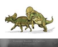 Avaceratops Fine-Art Print