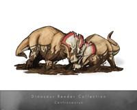 Centrosaurus Fine-Art Print