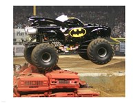 Batman Monster Truck Fine-Art Print