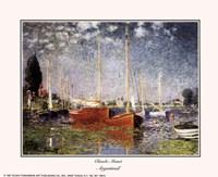Argenteuil Fine-Art Print