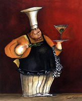 Martini For You - mini Fine-Art Print