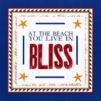 Beach Bliss Fine-Art Print