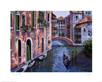 Gondola Ride Fine-Art Print