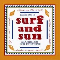 Beach Surf Fine-Art Print