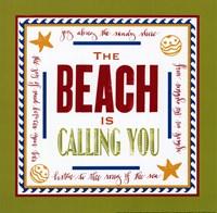Beach Calling Fine-Art Print