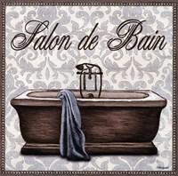 Salon de Bain Square Fine-Art Print