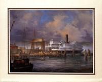 Hyde Street Pier Fine-Art Print