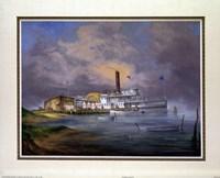 Harvey's Pier Fine-Art Print
