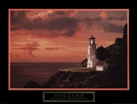 Success - Lighthouse Fine-Art Print