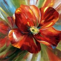 Island Blossom I Fine-Art Print