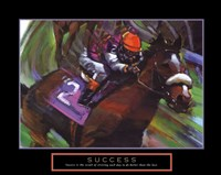 Success - Horse Fine-Art Print