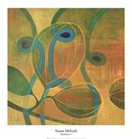 Moonflowers I Fine-Art Print