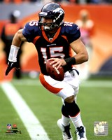 Tim Tebow 2011 Fotball Action Fine-Art Print