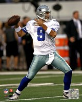 Tony Romo 2011 Action Fine-Art Print