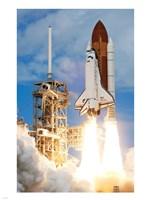 Atlantis Launch Fine-Art Print