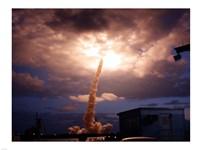 Columbia Launch March 1, 2002 Fine-Art Print