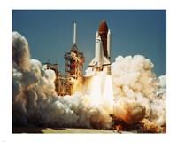 Space Shuttle Challenger Fine-Art Print