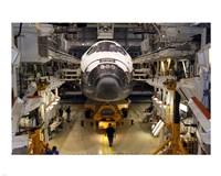 STS-129 Atlantis Ready to Roll Fine-Art Print