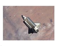 STS-129 Atlantis Separation Fine-Art Print