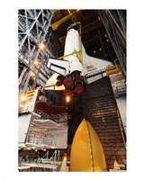 STS-129 Orbiter Atlantis Sling Fine-Art Print