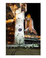 STS-129 Payload Canister Fine-Art Print