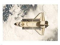 View of the Space Shuttle Discovery Fine-Art Print